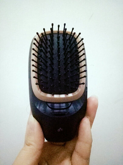 飞利浦(PHILIPS) 负离子造型梳 护发必备呵护头发防静电 野猫图形HP4595/75 晒单图