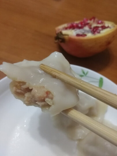 吴大嫂 经典牧歌系列水饺 东北酸菜口味 800g (40只) 火锅食材 晒单图