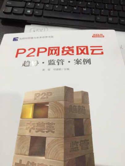 P2P网贷风云:趋势、监管、案例 黄震、邓建鹏 编著 晒单图