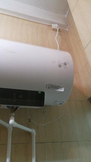 美的(Midea)双2100W速热 无线遥控 一级能效多倍增容 防电墙电热水器50升 F5021-A2(HEY) 晒单图