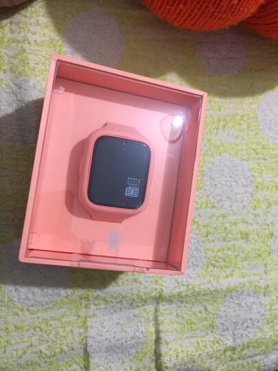 小米(MI)米兔儿童电话手表2 学生运动手环 双向通话 GPS定位 防水防丢 亲肤表带 护眼LED屏幕 公主款 晒单图