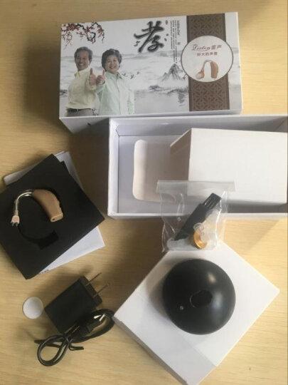助听器 老人无线USB充电隐形助听耳机 老年人耳聋机耳背式 耳道式LTE03 晒单图