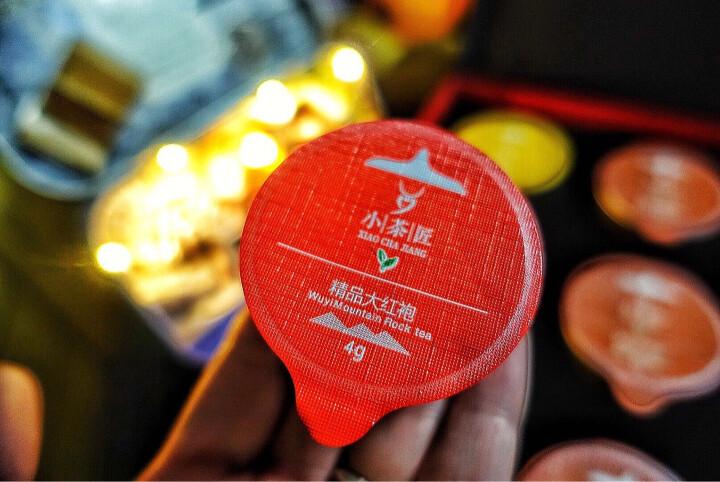 小茶匠小金罐茶大师作茶叶礼盒装红茶金骏眉特6种茶叶组合 18罐 晒单图