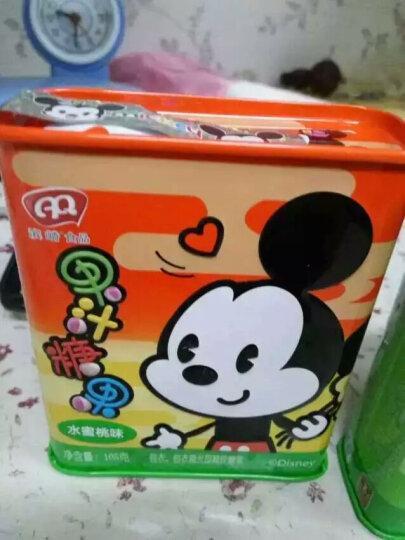 迪士尼(disney)滨崎果汁糖果 儿童休闲零食软糖青提子味105g 晒单图