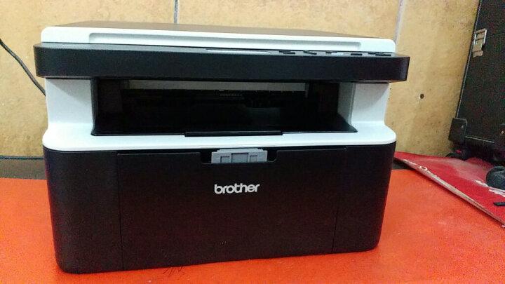 兄弟(brother)MFC1919NW 黑白激光多功能一体机(打印、复印、扫描、传真、有线、无线网络) 晒单图