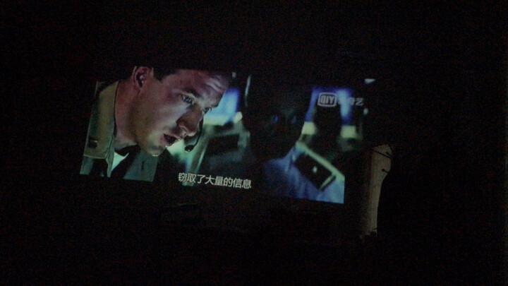 MEGO 美高G6S 苹果手机投影仪家用 投影机(1080P 手机/微型/便携投影) G6S(官方标配+苹果高清转接线) 晒单图