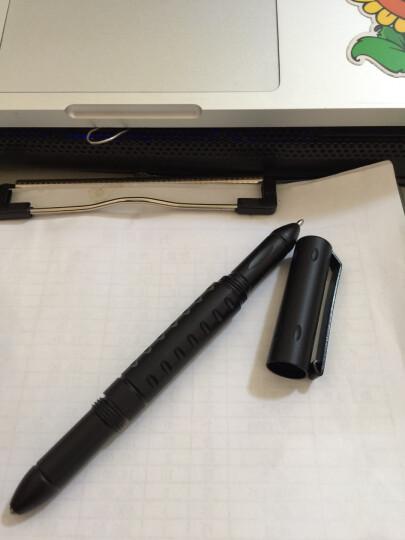 纳拓NexTool 钨钢战术笔 随身应急防卫笔 签字笔 安全防身笔 捍卫者KT5503 晒单图