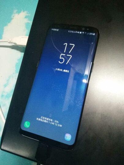 三星 Galaxy S8 4GB+64GB 雾屿蓝(SM-G9500)全视曲面屏 虹膜识别 全网通4G 双卡双待 晒单图