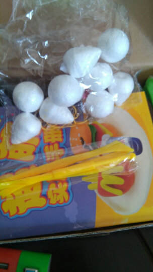 芙蓉天使 儿童24色橡皮泥手工diy粘土工具彩泥玩具套装 24色白盒装 晒单图