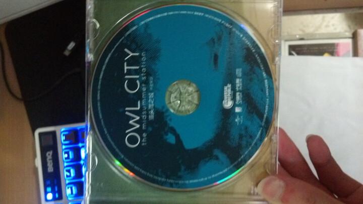猫头鹰之城:仲夏车站(CD) 晒单图