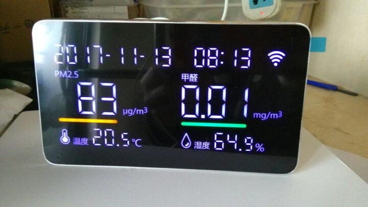 斐讯悟净A1空气净化器 智能操控 除甲醛PM2.5有害气体 CADR值=350立方米每小时 节能静音 晒单图