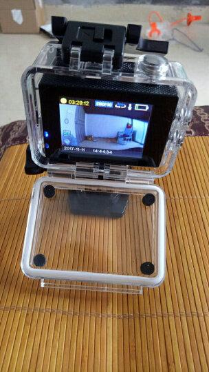 米狗M6运动相机水下高清摄像机防水骑行头戴相机DV户外航拍 标配+32G高速卡 晒单图