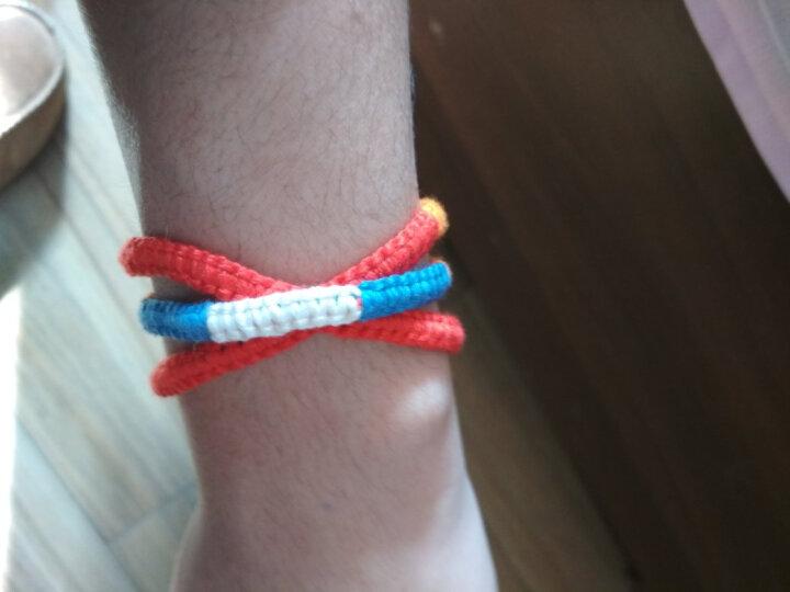 你的名字电影周边同款手绳送女友发带头发绳手环情侣手链礼物 两条原版手绳(限量特惠) 晒单图