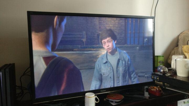 索尼(SONY)PS4 Pro【PS4国行游戏主机】家用电视电脑娱乐游戏机 PS4 Pro+角色扮演游戏套装 1TB 白色双手柄 晒单图
