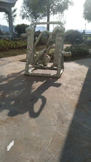 宏硕室外健身器材小区公园广场社区老人户外健身骑马漫步机扭腰肩关节锻炼器材设施路径 太极揉推器 晒单图