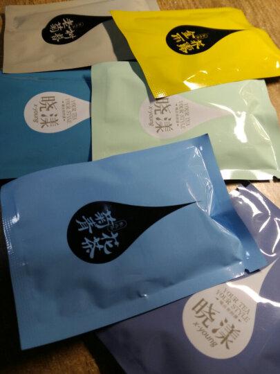红枣枸杞袋泡茶包 补气血养生花草茶包 组合型袋泡茶 15茶包罐装 晒单图