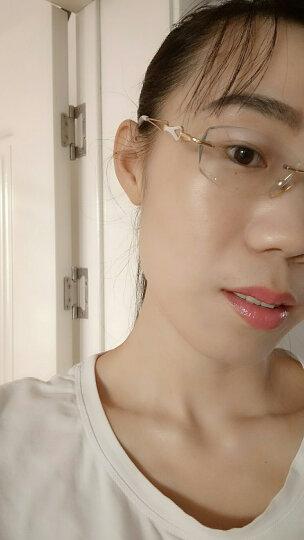 卡姿兰(Carslan)流光水彩唇膏口红升级版06#明朗亮橘 3.5g(唇彩 唇膏 口红 保湿滋润) 晒单图