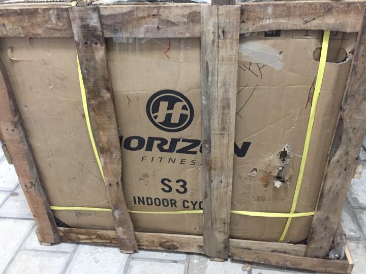 美国乔山(JOHNSON)动感单车家用健身车 运动单车 室内自行车 健身器材GR3 送货安装 晒单图