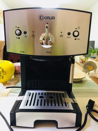 东菱(Donlim)DL-JDCM01 意式咖啡机家用 胶囊 咖啡粉 易理包三合一 晒单图