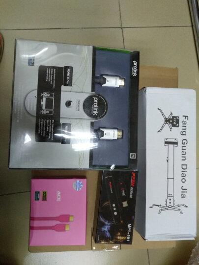 索尼(SONY)投影仪 VPL-EX433 办公家用教学教育无线 高清商务会议便携投影机 套餐三标配+10米HDMI+100英寸电动幕 晒单图