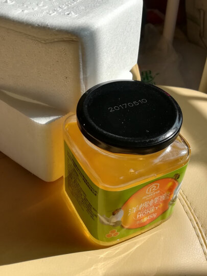 融氏王老蜂农 土蜂蜜天然纯蜂蜜农家自产洋槐蜜秦岭野生蜂蜜洋槐蜂蜜450g包邮 晒单图