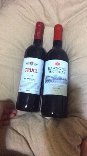 澳洲原瓶进口 洛神山庄赛美蓉长相思干白葡萄酒 750ml 晒单图