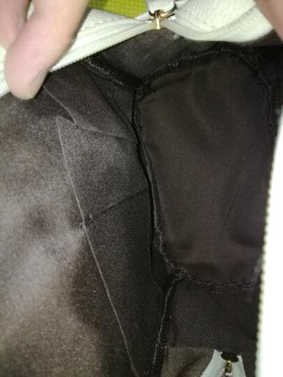 凡珂女士双肩包女韩版时尚个性百搭迷你小包新款潮书包背包女包 米色 晒单图