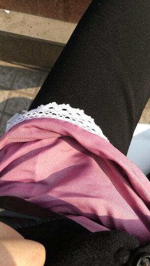 施爱妈咪 防辐射服 防辐射服孕妇装 银纤维孕妇防辐射服 麻灰色背带裙【金属纤维】 XL 晒单图
