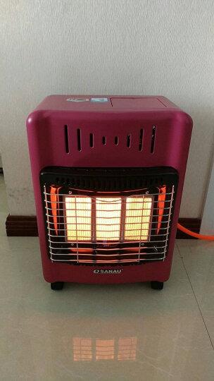 SANAU 三诺 燃气取暖器 家用多功能移动式烤火炉 天然气液化气取暖器 燃气取暖炉 SN-13BF天然气(管道天然气) 晒单图