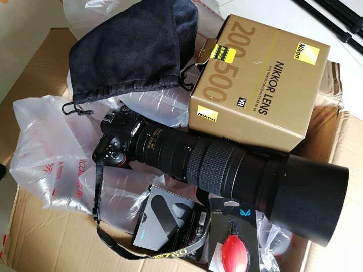 尼康(Nikon)AF-S 尼克尔 200-500mm f/5.6E ED VR 镜头 运动/远摄 晒单图