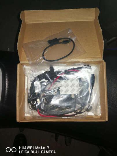 SMNU十玛防水USB摩托车手机充电器导航仪苹果三星车充 配合十玛支架使用双USB单USB智能车充 双USB充电器+Type-短线 晒单图