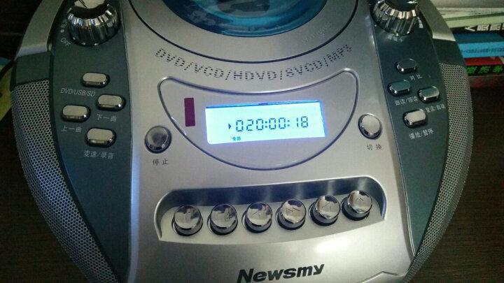 纽曼(Newsmy)CD-L100状元版 CD学习机复读机随身听播放机复读机录音机支持U盘、SD卡 晒单图