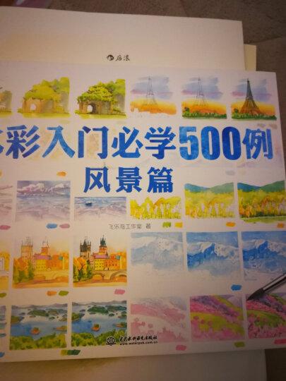 水彩入门必学500例 美食篇 晒单图