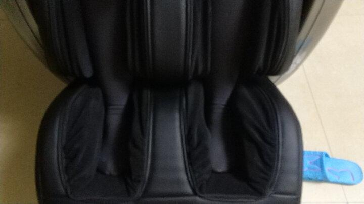 迪斯(Desleep) 美国迪斯电动按摩椅家用全身DE-T09太空舱按摩椅 黑色 晒单图