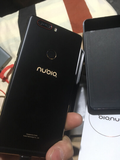 努比亚nubia Z17 无边框 黑金 6GB+128GB 全网通 移动联通电信4G手机 双卡双待 晒单图