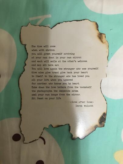 明信片套装 明信片 创意 明信片 纸 创意明信片 贺卡 生日 明信片册 致亲爱的你 晒单图