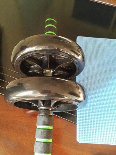 帝威 健腹轮 腹肌轮 静音双轮 轴承健腹轮健身器材瘦腹 晒单图