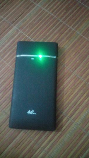 微笑100 移动随身wifi4g无线路由器上网卡托随行设备车载充电宝mifi联通电信全国无限流量 1年套餐(升级款) 不限流量不限速 晒单图