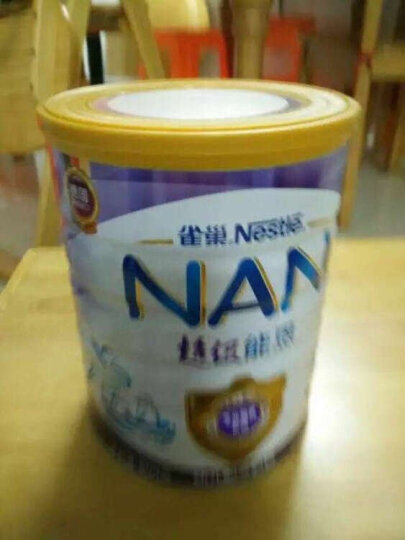 雀巢(nestle)能恩 蜂蜜口味儿童配方奶粉 4段(3岁以上儿童适用)400克(新老包装随机发货) 晒单图