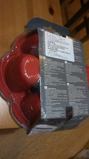 法国BEABA 婴儿辅食储存盒 宝宝硅胶冷藏冷冻保鲜格 分量储存150ml 经典红 晒单图