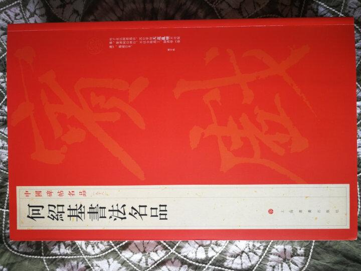 何绍基书法名品(98) 晒单图