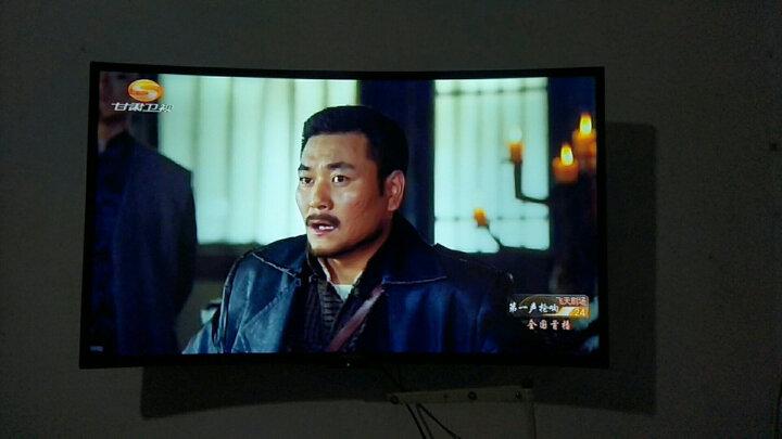 夏新24英寸液晶电视机平板高清可选智能网络WIFI 43英寸曲面网络WIFI电视 晒单图