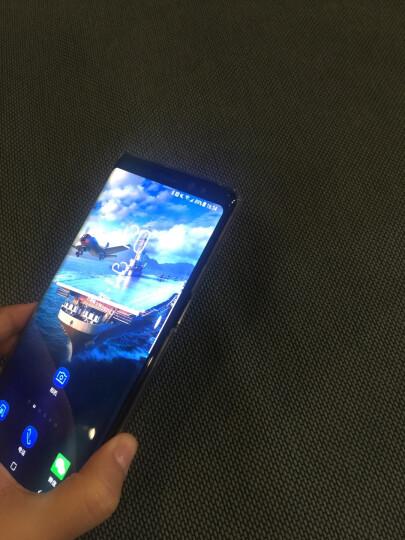 第一卫  三星note8钢化膜适用于note8手机贴膜全屏3D曲面玻璃钢化膜防爆抗蓝光 蓝光款【3D曲面全屏膜】 晒单图