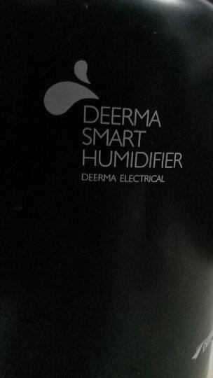 德尔玛(Deerma)加湿器 4L大容量 静音迷你办公室卧室家用香薰加湿 DEM-F450(炫酷黑) 晒单图
