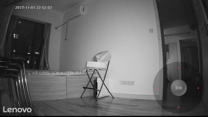联想看家宝智能摄像头摄像机云台机专用配件   上墙支架 晒单图