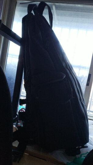 维多利亚旅行者(victoriatourist)C1101通用单反相机包 防盗双肩数码摄影包 多功能旅行电脑背包 黑色 晒单图