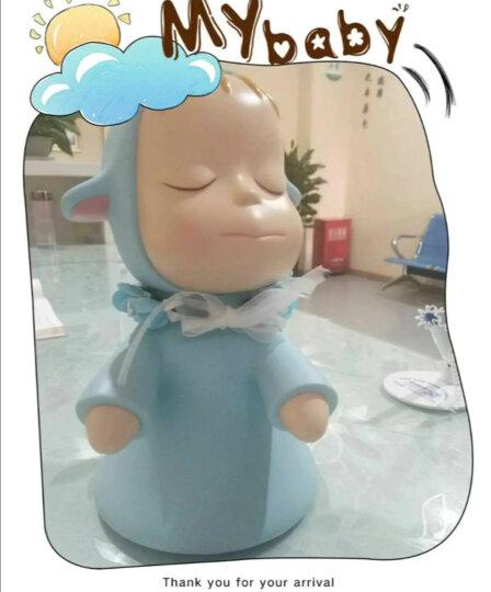 【顺丰发货】日本奈良美智限量版梦游娃娃创意结婚情人节礼物送老婆女友闺蜜生日礼物女生表白神器纪念日礼物 梦游娃娃+颈部花环 晒单图