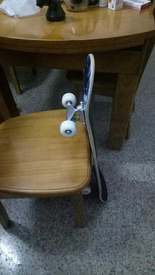 万川 儿童滑板车3轮三合一可坐可滑闪光1-2岁溜溜车6岁滑滑玩具男孩女  ZR 菲尼绿 五合一 悍马轮(送牵引绳) 晒单图