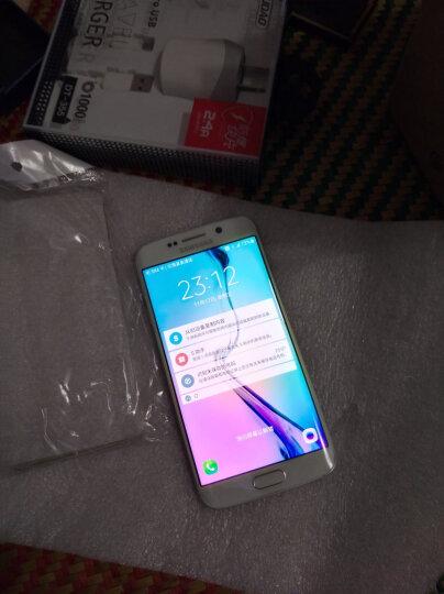 【二手9成新】三星(SAMSUNG)Galaxy S6 edge(G9250)曲屏手机 绿色 32G 全网通 晒单图