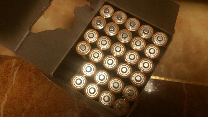 南孚(NANFU)变形金刚限量版电池LR6AA聚能环5号电池30粒碱性电池/儿童玩具/血糖仪/鼠标键盘遥控器电池 晒单图